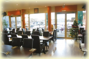 Visit Pablos's Restaurant at Sovereign Harbour